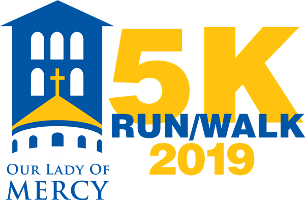 The first annual Mercy 5K Run/Walk to be held Saturday, November 16, 2019
